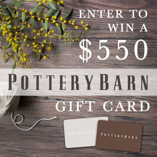 potterybarn giveaway