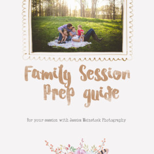 family session prep guide