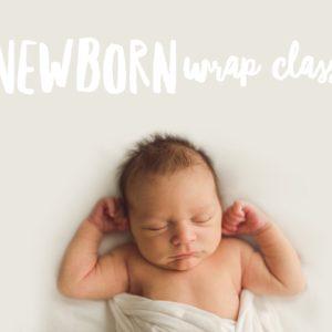 Newborn Wrap class